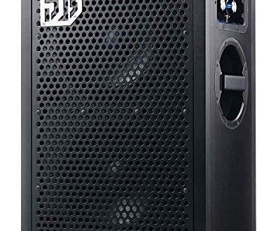 SOUNDBOKS 2 Tragbarer Bluetooth Lautsprecher 122 dB Lautstaerke Robustes 387x330 - SOUNDBOKS 2 - Tragbarer Bluetooth Lautsprecher (122 dB Lautstärke, Robustes Gehäuse, 40h durschschnittliche Akkulaufzeit) - Black Edition (1BB)
