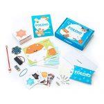 Foldio Starterset für Calliope Mini   Spielend Programmieren Lernen   Für Kinder ab 7 Jahren (mit Calliope Mini)