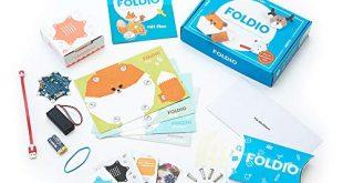 Foldio Starterset fuer Calliope Mini Spielend Programmieren Lernen 310x165 - Foldio Starterset für Calliope Mini | Spielend Programmieren Lernen | Für Kinder ab 7 Jahren (mit Calliope Mini)